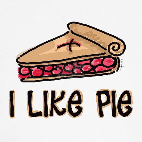 I Like Pie Ash Grey T Shirt T Shirt By Admin Cp2574929
