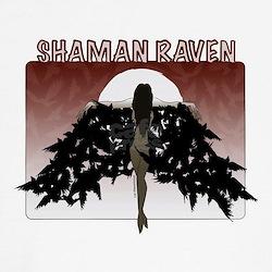 Shaman Raven Shirt