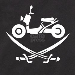 Ruckus Pirate Black T-Shirt