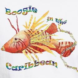 Boogie Woogie Fish Shirt