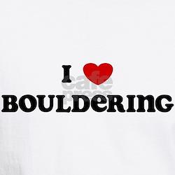 I Love Bouldering Shirt