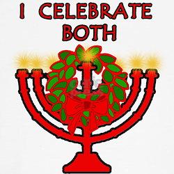 Christmas AND Hanukkah T