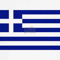 Flag of Greece Kids T-Shirt