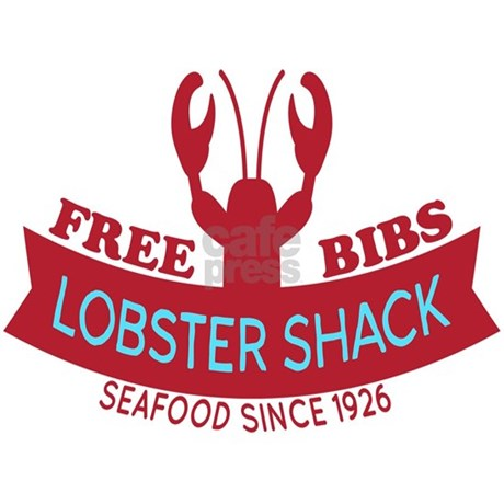 Lobster Shack Fresh Seafood Logo Patches by PresentsFromSanta
