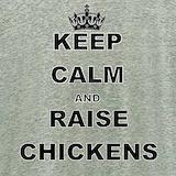 Keep calm and raise chickens Pajamas & Loungewear