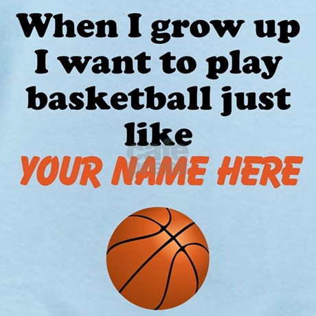 i like to play basketball essay Hardworking has always come naturally to me there was that time when i worked so hard i felt like dying i'm always working my hardest whenever i play.