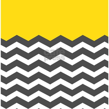 Striped Velvet Curtain Fabric Yellow Chevron Print Pattern