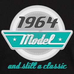 1964 Birthday Vintage Chrome T-Shirt