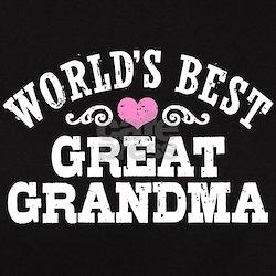 World's Best Great Grandma Tee