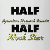 Half Agriculture Research Scientist Half Rock Star