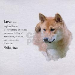 Shiba Inu Love Tee