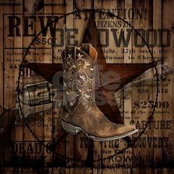 Western Cowboy Shower
