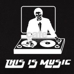 RETRO DJ Tee
