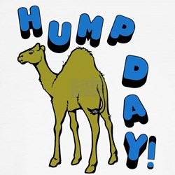 Hump Day Wednesday T-Shirt