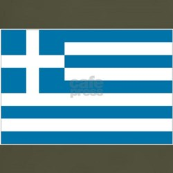 The flag of Greece T-Shirt