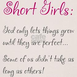 Short Girls T-Shirt