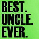 Best uncle T-shirts