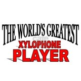 """The World's Greatest Xylophone Player"" Mug"