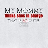 Charge cute Bib