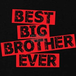 BEST BIG BROTHER EVER T-Shirt