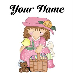 Personalized Easter Shirts for girls
