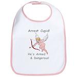 Arrest Cupid Bib