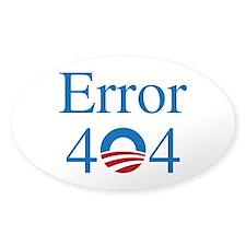 FREE Obamacare error 404 stick...