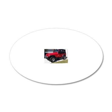 Jeep 3 2010 002 Wall Decal