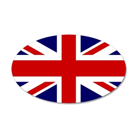 Union Jack Flag of the Unite Wall Decal