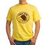 Eagle Feak Yellow T-Shirt