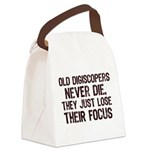 Old Digiscopers Canvas Lunch Bag