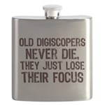 Old Digiscopers Flask