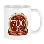 Lifelist Club - 700 Mug