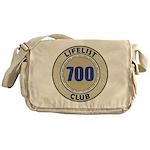 Lifelist Club - 700 Messenger Bag