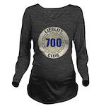 Lifelist Club - 700 Long Sleeve Maternity T-Shirt