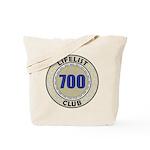 Lifelist Club - 700 Tote Bag