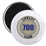 Lifelist Club - 700 Magnet