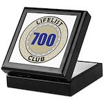 Lifelist Club - 700 Keepsake Box