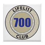 Lifelist Club - 700 Tile Coaster