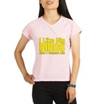 I Like Big BIRDS Performance Dry T-Shirt