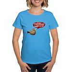 Scope In Your Pocket…? Women's Dark T-Shirt