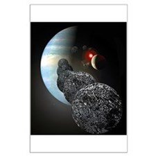Science Fiction Art Large Poster
