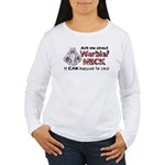 Ask Me About Warbler N Women's Long Sleeve T-Shirt