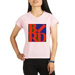 Pop Art Bird Performance Dry T-Shirt