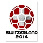 Switzerland World Cup 2014 Small Poster