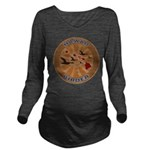 Hawaii Birder Long Sleeve Maternity T-Shirt