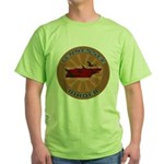 Tennessee Birder Green T-Shirt