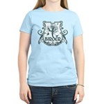 Gothic Birder Shield Women's Light T-Shirt