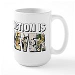 Extinction is Forever Large Mug