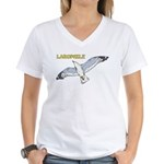 Larophile Women's V-Neck T-Shirt